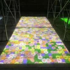 地面互动投影设备
