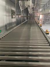 單鏈滾筒線流水線生產廠家合肥滾筒輸送線