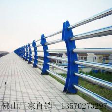 304不锈钢桥梁护栏 市政工程河道安全防撞护