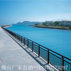 厂家供应肇庆河道安全防护栏 珠海高架桥防