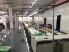 安慶流水線合肥杰明生產定制報價涂裝流水線
