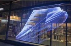 成都透明LED透明屏的安装与维护