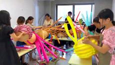 山西气球派对培训推荐气球叔叔网红培训工作