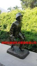 平湖消防战士形象人物雕塑定制零售价格厂家