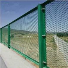 清遠公路鋼板網護欄 橋梁防拋網立柱安裝價