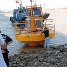 3.6米海洋多參數監測浮標設計加工