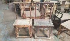 上海市靠背椅松动修复之法      老王古典专