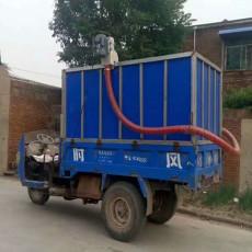 10公分軟蛟龍吸鋸末輸送機加厚管玉米抽料機
