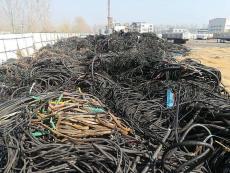 河源电力电缆线回收电话