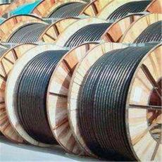 阳江市废旧电缆线回收拆除