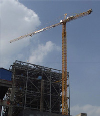 东莞周边塔式起重机出租多少钱