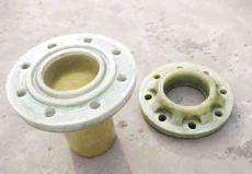 玻璃鋼法蘭管件法蘭盤 變徑三通四通風閥