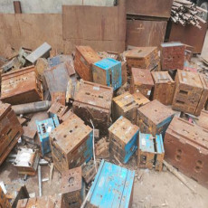 清城区回收废模具钢互利互惠