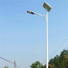 涿州路燈桿廠家 易縣廠區鄉村40瓦太陽能路