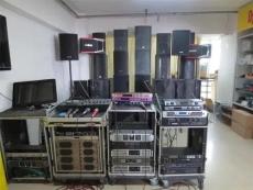 长宁区KTV设备功放音响回收酒吧设备回收