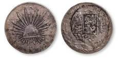 墨西哥鹰洋币历年收购成交记录