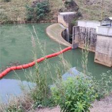 閘口自動升降式攔漂設施施工技術方案