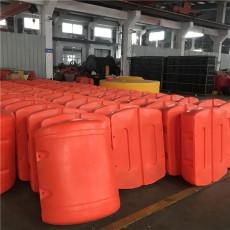 水草雜物攔截裝置浮桶式攔污排價格