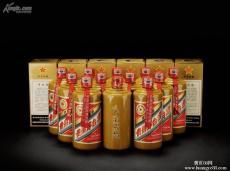 上海19年中信金陵茅台酒回收价格