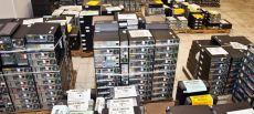 番禺区旧水坑回收废笔记本电脑现场评估