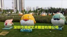 江蘇常州海洋動漫版動畫卡通雕塑定制價格