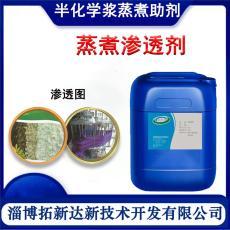 造紙制漿滲透劑 用于半化學漿 連蒸整球滲透