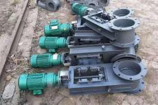 电动插板阀的特点及参数