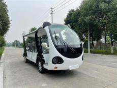 四川成都无人驾驶国宝熊猫电动观光车