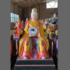 十二老母神像 靈山老母神像 劈山老母佛像