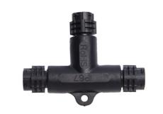 可定制 高性能工程防尘大电流M19防水连接器
