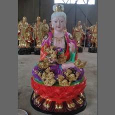 九龍圣母佛像 九天圣母神像 九龍老母神像