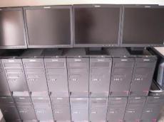 番禺區化龍鎮回收臺式電腦現場評估