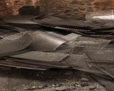 常州孟河大量廢鐵回收單位