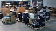 番禺區南村回收整套舊電腦現場評估